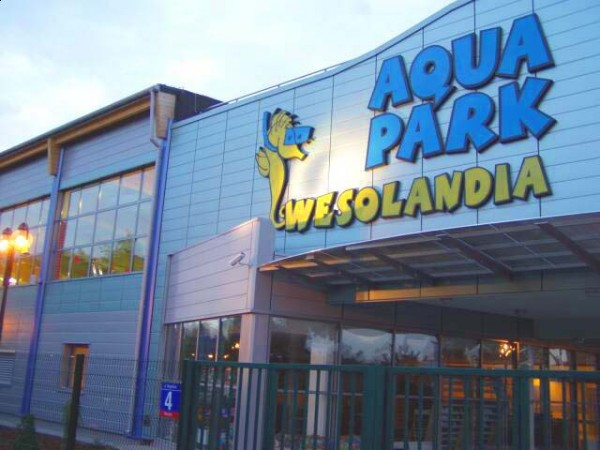 Aquapark Wesolandia