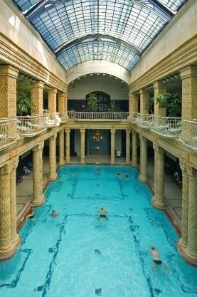 Gellert gyogyfurdo budapest opinie - Hotels in bath with swimming pool ...