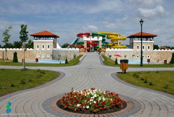 Cegled Thermal Spa and Leisure Center